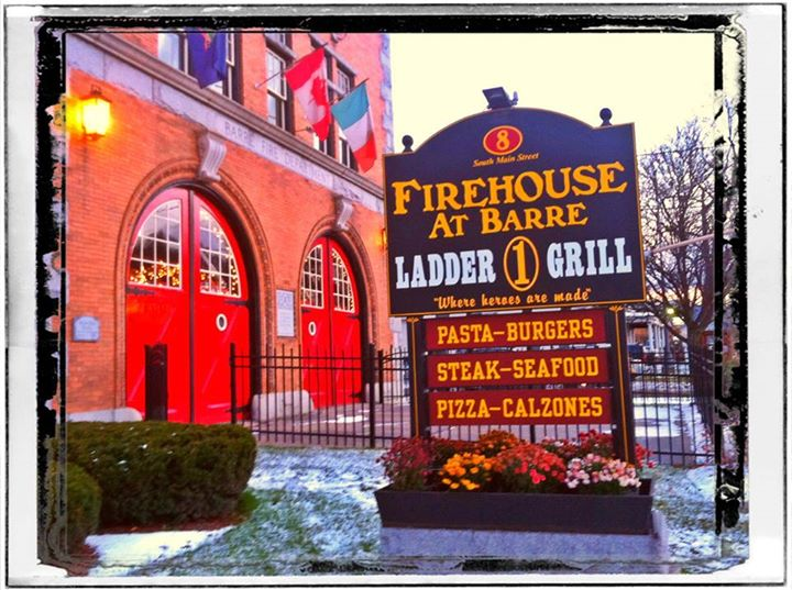 Ladder 1 Grill - Home on
